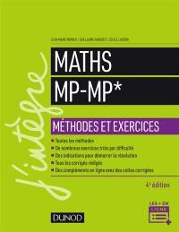 Maths MP-MP* : méthodes et exercices