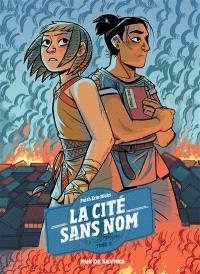La cité sans nom. Volume 3, La Terre déchirée