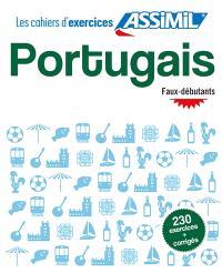 Portugais : faux-débutants