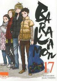 Barakamon. Volume 17