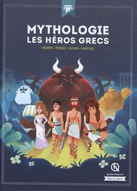 Mythologie : les héros grecs