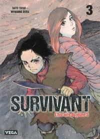 Survivant : l'histoire du jeune S. Volume 3