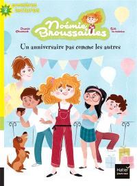 Noémie Broussailles. Volume 1, Un anniversaire pas comme les autres