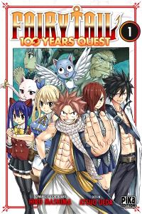 Fairy Tail : 100 years quest. Volume 1