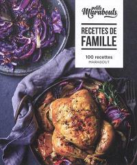 Recettes de famille : 100 recettes