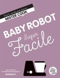 Baby robot super facile