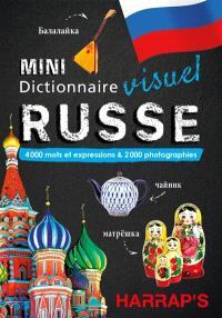 Mini dictionnaire visuel russe : 4.000 mots et expressions & 1.850 photographies