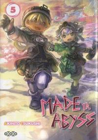 Made in abyss. Volume 5