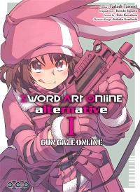 Sword art online alternative : Gun gale online. Volume 1