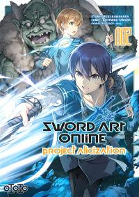 Sword art online : project Alicization. Volume 2