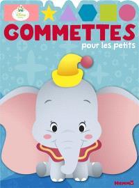 Dumbo : gommettes pour les petits