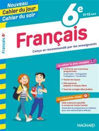 Français 6e, 11-12 ans