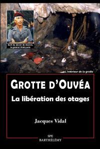 Grotte d'Ouvéa : la libération des otages : l'intérieur de la grotte