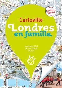 Londres en famille : visites, détente, activités, bonnes adresses