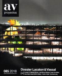 AV Proyectos 085: Dossier Lacaton & Vassal