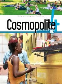 Cosmopolite 4, méthode de français, B2