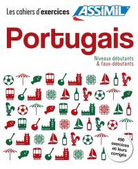 Portugais : niveaux débutants & faux-débutants