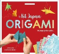 Le kit Japan origami : 300 pages prêtes à plier... Et 20 modèles pour tous les niveaux !