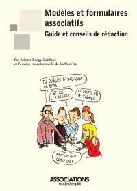 Modèles et formulaires associatifs : guide et conseils de rédaction
