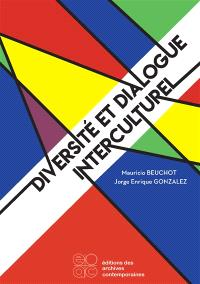 Diversité et dialogue interculturel
