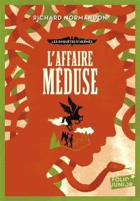 Les enquêtes d'Hermès. Volume 2, L'affaire Méduse