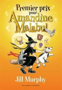 Amandine Malabul, Premier prix pour Amandine Malabul