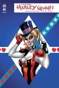 Harley Quinn rebirth. Volume 5, Votez Harley