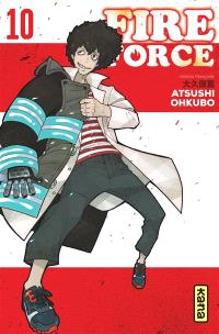 Fire force. Volume 10