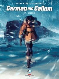 Carmen McCallum. Volume 17, Cyberie