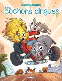 Les cochons dingues. Volume 2