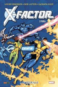 X-Factor : l'intégrale, 1986