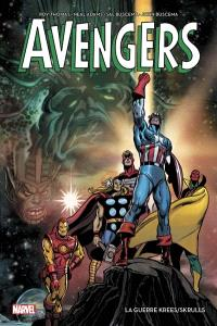 Avengers, La guerre Krees-Skrulls