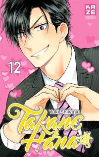 Takane & Hana. Volume 12