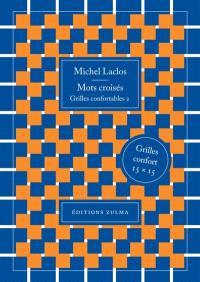 Mots croisés : grilles confortables. Volume 2