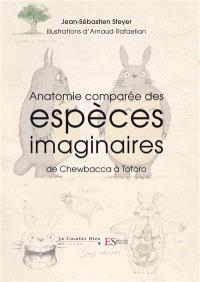 Anatomie comparée des espèces imaginaires : de Chewbacca à Totoro