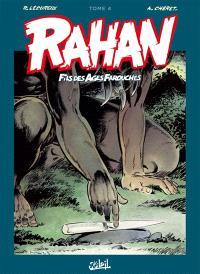 Rahan, fils des âges farouches : l'intégrale. Volume 4