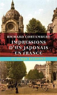 Impressions d'un Japonais en France