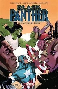 Black Panther, Pour le Wakanda éternel