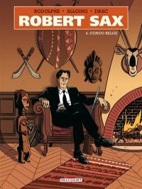 Robert Sax. Volume 4, Congo belge