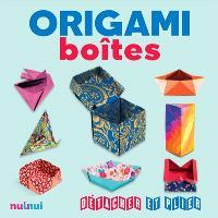 Origami boîtes