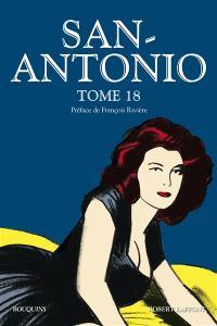 San-Antonio. Volume 18