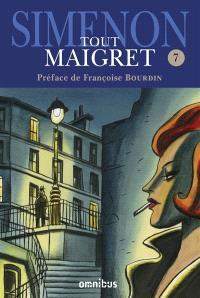 Tout Maigret. Volume 7