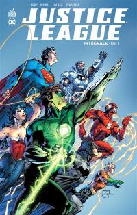 Justice league : intégrale. Volume 1
