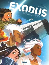Exodus Manhattan. Volume 2