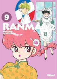 Ranma 1-2 : édition originale. Volume 9