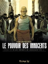 le pouvoir des innocents tome 5 sergent logan coffret serie