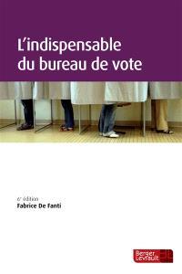 L'indispensable du bureau de vote