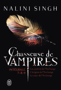 Chasseuse de vampires : intégrale, volumes 7-8-9