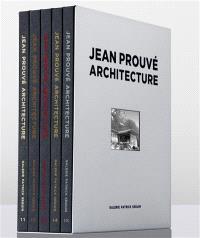 Jean Prouvé : architecture : coffret 3