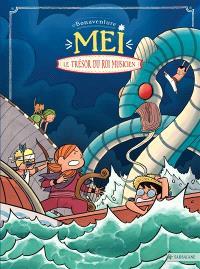 Mei, Le trésor du roi musicien